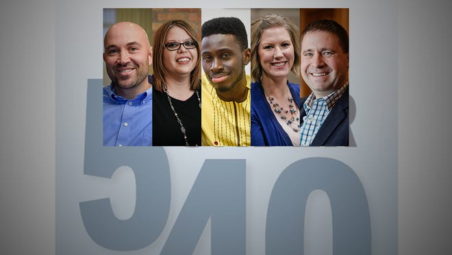 5 Under 40 Class of 2017