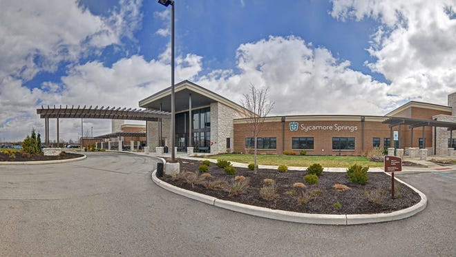 Sycamore Springs, 833 Park E Blvd, Lafayette, is Tippecanoe County's only inpatient treatment facility.