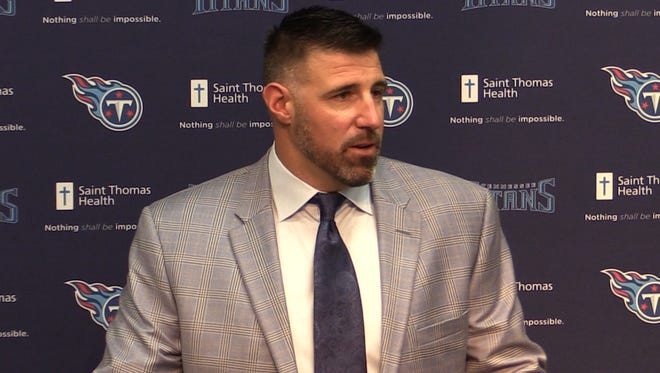 Mike Vrabel press conference