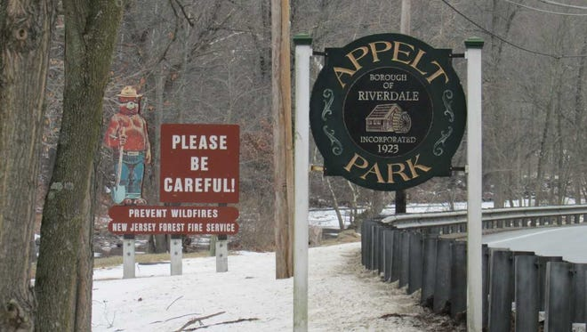 Commuters traveling along busy Hamburg Turnpike in Riverdale may find a brief tranquil respite at historic Appelt Park on   the banks of the Pequannock River.