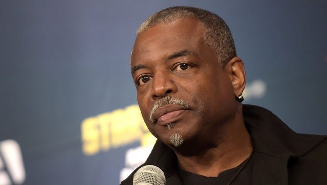 "Actor LeVar Burton will be in Memphis for an April 3 ""MLK50"" screening."