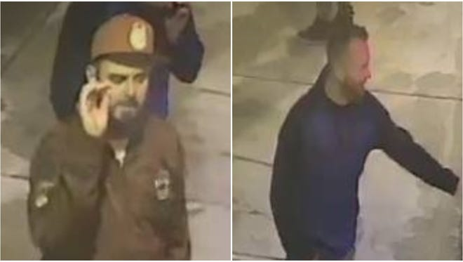 West Allis police are asking for help to find these two men who are believed to have been involved in an assault near 108th Street and Oklahoma Avenue.