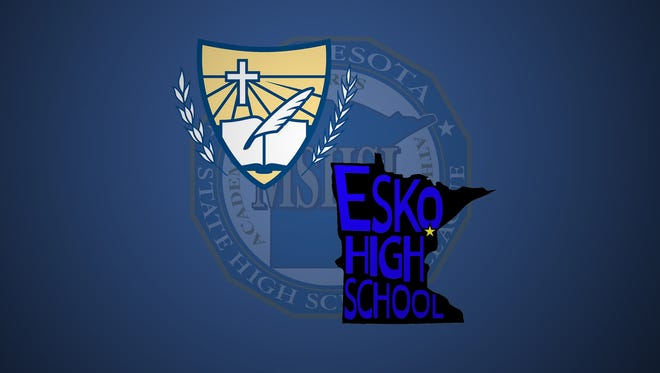 St. Cloud Cathedral vs. Esko