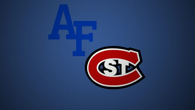 Air Force vs. St. Cloud State