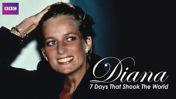 """Diana: 7 Days that Shook the World"""