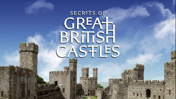 """Secrets of the British Castles,"" Netflix."