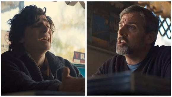 "The ""Beautiful Boy"" trailer, starring Steve Carrel"