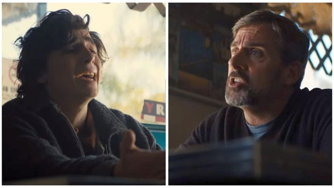 "The ""Beautiful Boy"" trailer, starring Steve Carrel and Timothée Chalamet, will break your heart."