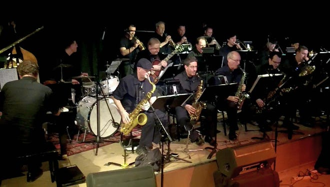 The Asheville Jazz Orchestra will play at the White Horse on Friday, July 13.