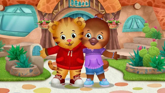 """The Daniel Tiger Movie: Won't You Be Our Neighbor"" will premiere on Monday, Sept. 17 on PBS KIDS."