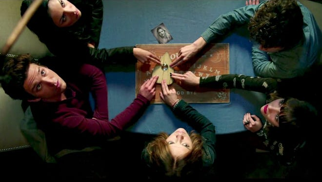 A group of friends gets more than they bargained for when they awaken a spirit with a Ouija board.