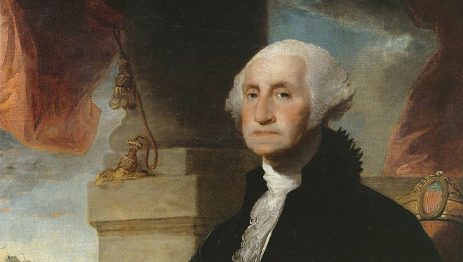 "Jan. 8, 1790: George Washington gives the first State of the Union Address: ""The welfare of our country is the great object to which our cares and efforts ought to be directed, and I shall derive great satisfaction from a cooperation with you in the pleasing though arduous task of insuring to our fellow citizens the blessings which they have a right to expect from a free, efficient and equal government."""