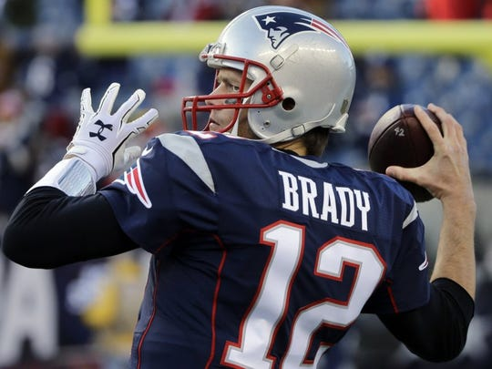 Tom Brady will be going for his fifth Super Bowl title of his career, which would break a record for quarterbacks.