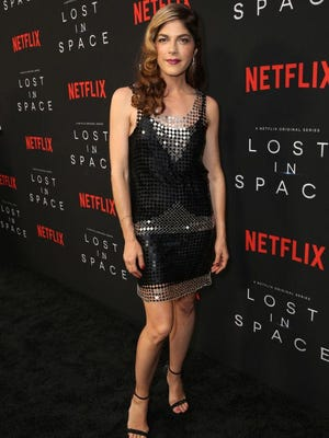 """Selma Blair attends Netflix's """"Lost In Space"""" Los Angeles premiere on April 9, 2018 in Los Angeles. Blair announced she is dealing with a diagnosis of multiple sclerosis."""