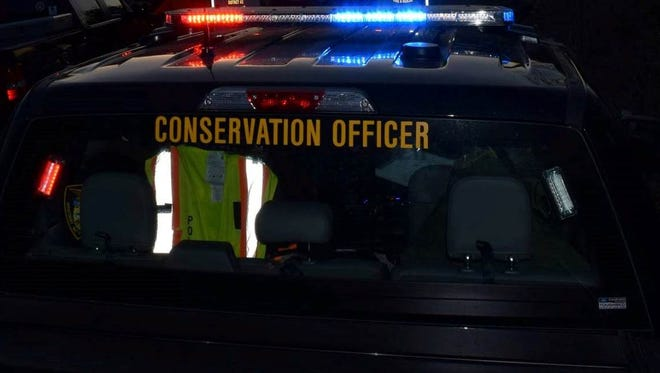 Indiana Conservation Officers.