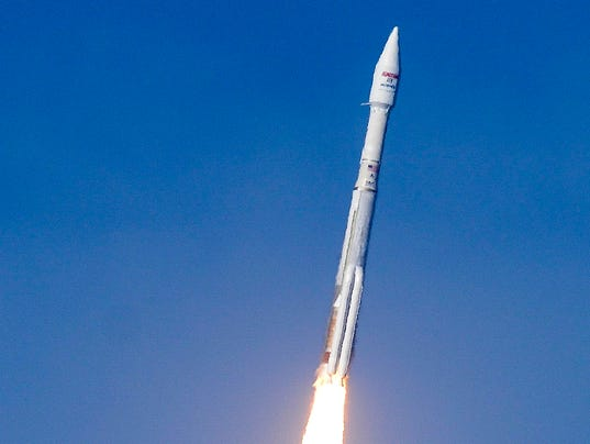Atlas V (Echostar XIX) Launch
