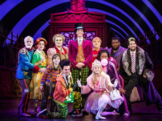 """""""Charlie and the Chocolate Factory"""" will be performed at the Detroit Opera House."""