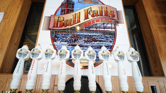 Wausau-based Bull Falls Brewery is now distributing beer in eastern Wisconsin including Green Bay, the Fox Cities and into Sheboygan.