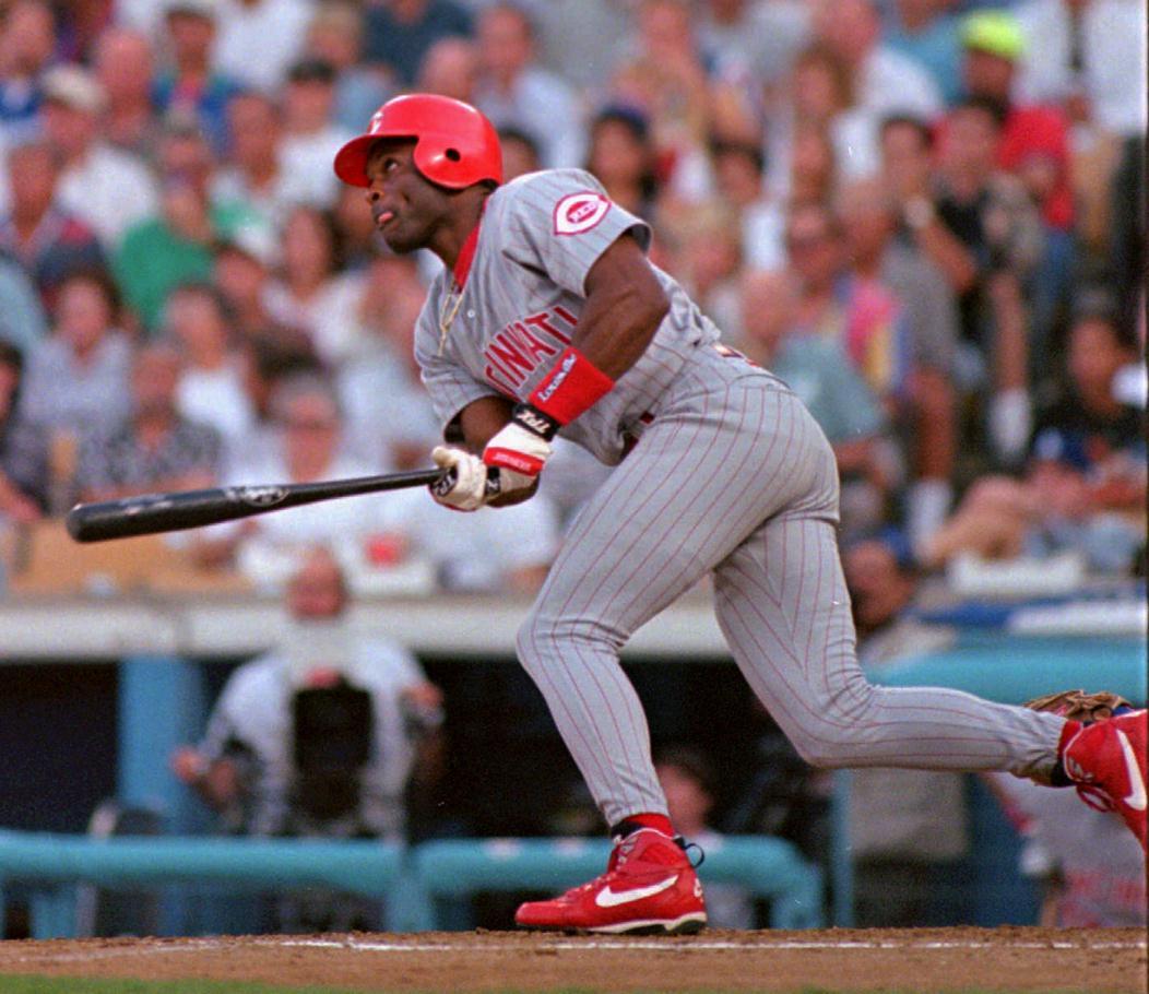 Reggie Sanders Baseball Stats by Baseball Almanac
