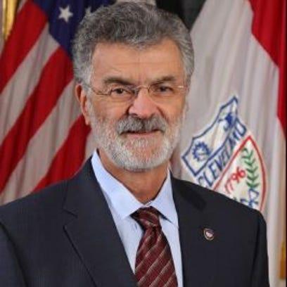Mayor Frank Jackson.