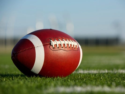 Cumberland football falls to Bishop Eustace