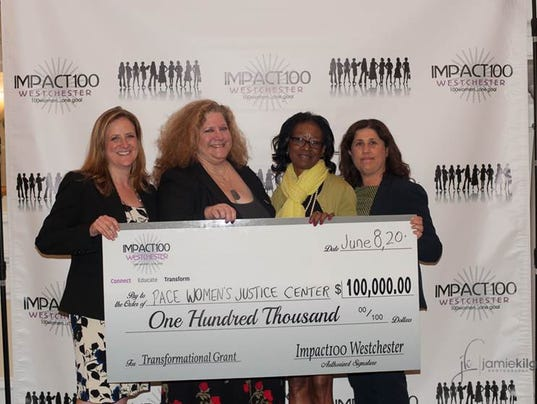 Pace Women's Justice Center grant