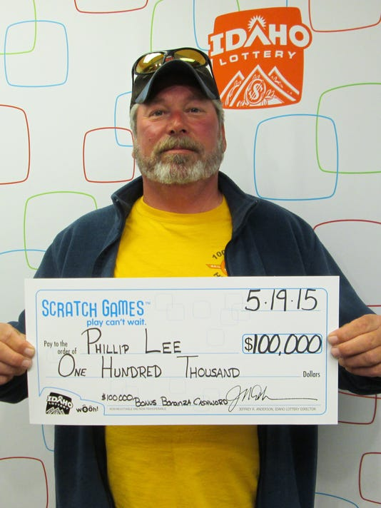 Five big Idaho Lottery winners cash in over two days