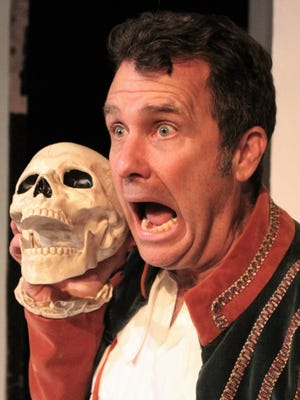 "Brent Jenkins has previously performed in productions of ""The Complete Works of William Shakespeare (Abridged)."""