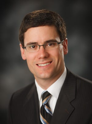 Portage County District Attorney Louis Molepske.