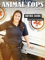 "Ruthie Jesus will star in Animal Planet's ""Animal Cops Phoenix"". Jesus is originally from Agat."
