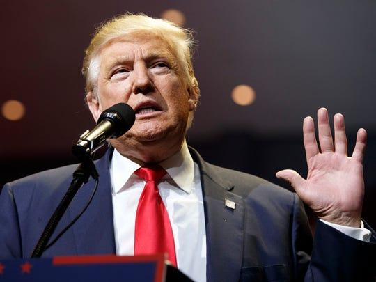 Donald Trump va perdiendo terreno entre votantes de Arizona, según reciente encuestas.