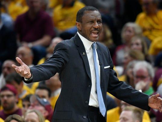 NBA: Playoffs-Toronto Raptors at Cleveland Cavaliers