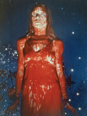 """Carrie"" starring Sissy Spacek has been released on Blu-ray by Shout Factory."