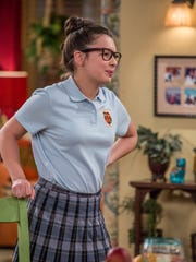 Isabella Gomez as Elena Alvarez in 'One Day at a Time.'