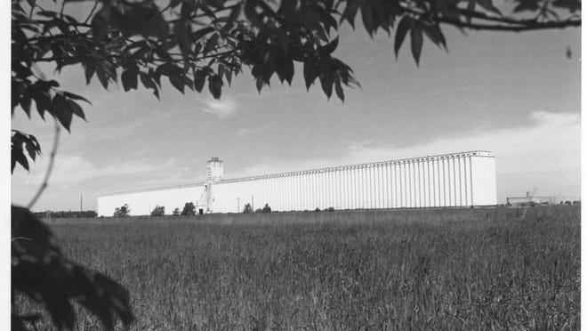 In May 1968, the Far-Mar-Co. Elevator in Reno County was the county's largest fallout shelter.
