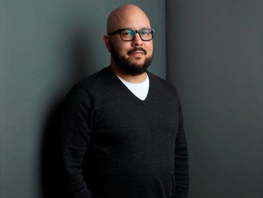 Author Raymond A. Villareal.