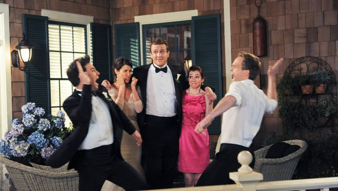 The series finale of 'How I Met Your Mother' scored record ratings