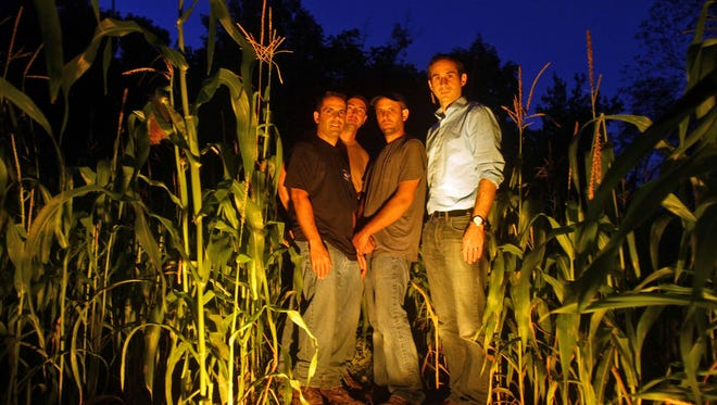 The Haunt at Rocky Ledge is a haunted house/cornfield/haunted trail.