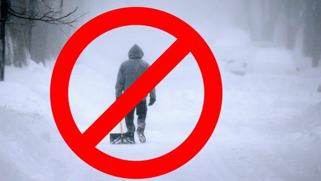 No more snow stories!