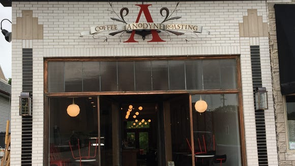 Anodyne's Tosa cafe opens June 1 at 7471 Harwood Ave.