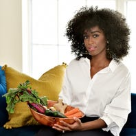 Dietitian Titi Ayanwola suggests juicing as a yummy way to good health