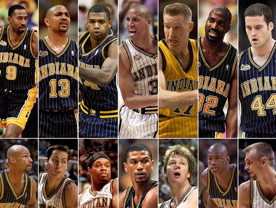 15 years later where are the 2000 pacers now voltagebd Images