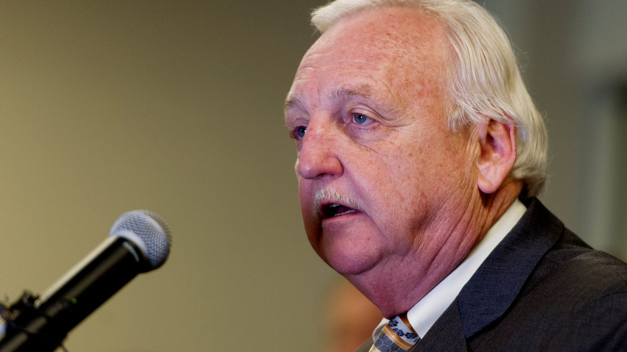 VIDEO: Sevier County Mayor Larry Waters Speaks about $5.8 million Dislocated Worker Grant