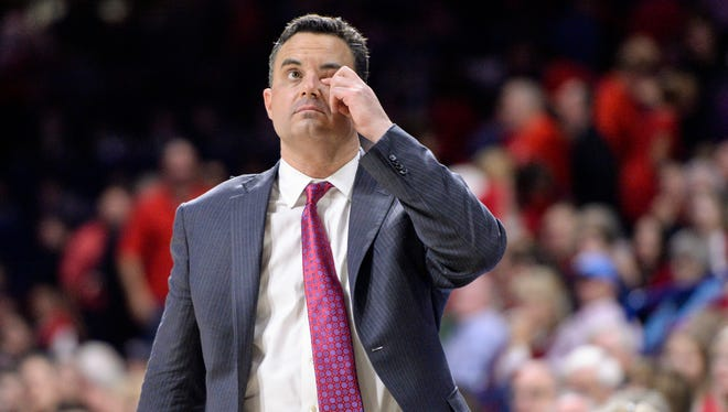 Has Sean Miller coached his last game for the Arizona Wildcats?
