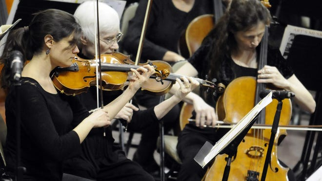 The Montgomery Symphony Orchestra will perform a Russian romantic repertoire tonight at the Davis Theatre.