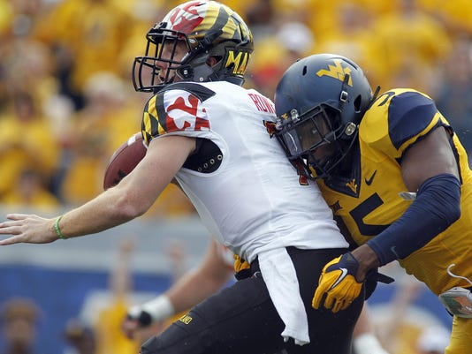 Maryland v West Virginia