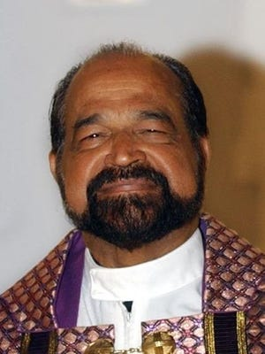 """The Rev. Joseph """"Father Joe"""" Puthuppally will be honored on Wednesday for serving 50 years as a Catholic Priest."""