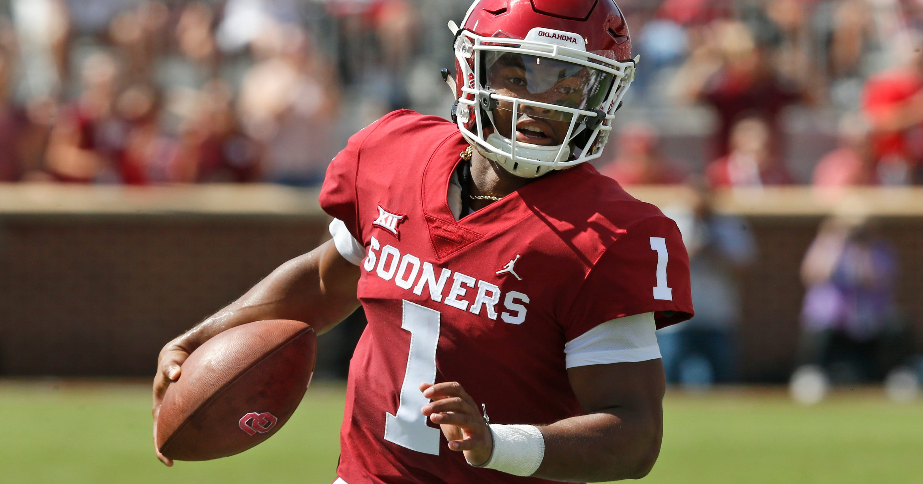 Heisman Trophy results: Oklahoma QB Kyler Murray wins over