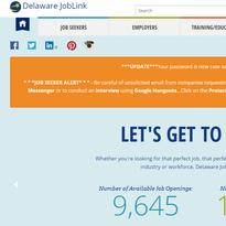 Delaware JobLink site hack puts 200,000 at risk