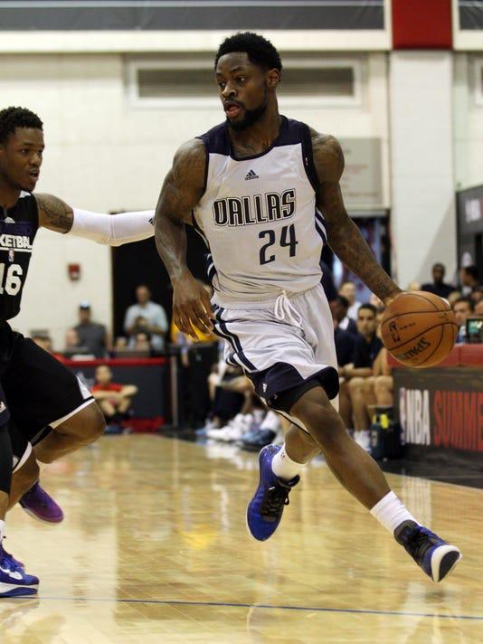NBA: Summer League-Sacramento Kings vs Dallas Mavericks